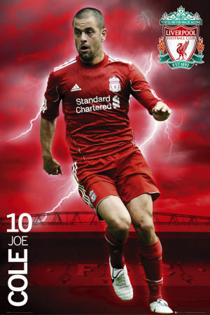 Buy Liverpool - Cole at AllPosters.com