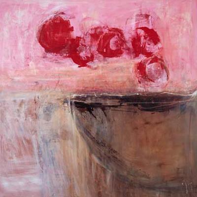Pink Basin - Art Print