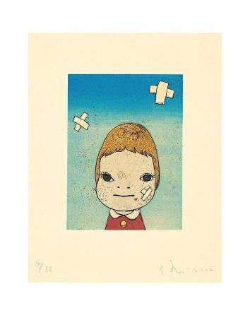 Green Eyes, c.2002 - Art Print