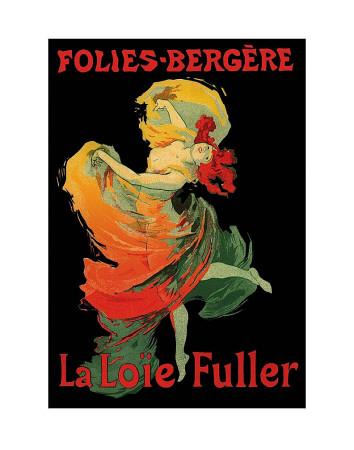 Folies-Bregere La Loie Fuller