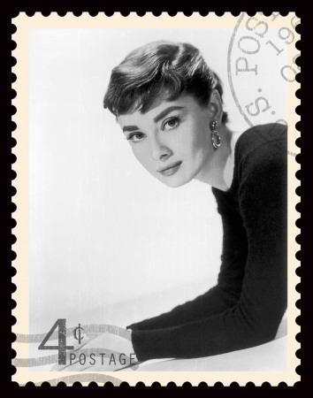 Movie Stamp VII - Art Print