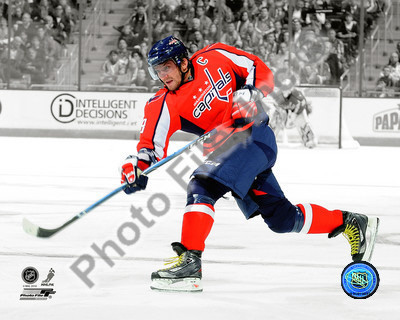 Alex Ovechkin 2010-11 Spotlight Action