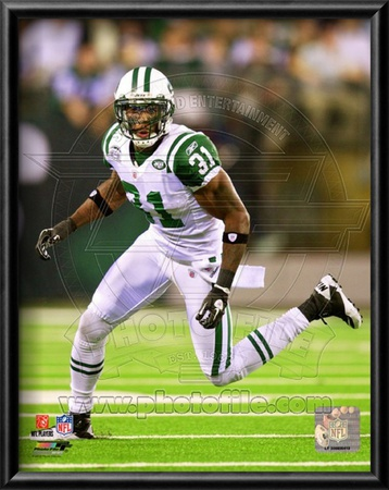 Antonio Cromartie 2010 Action Lamina Framed Art Print