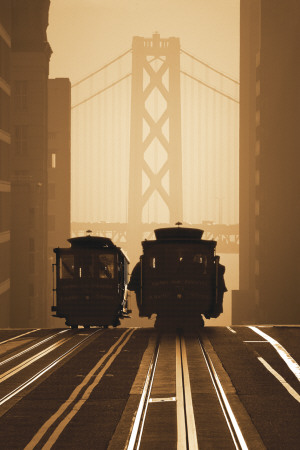 SAN FRANCISCO - Trams 2