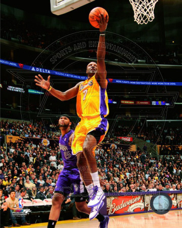 Lamar Odom 2010-11 Action