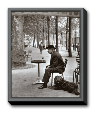 Jacques Prevert Paris, 1955