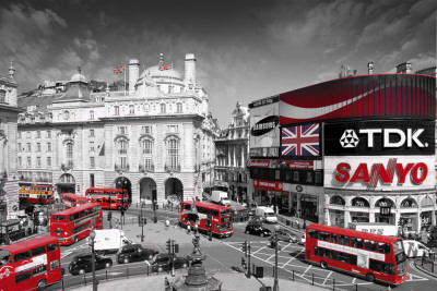 LONDON - Picadilly Circus