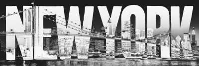 New York - typeface