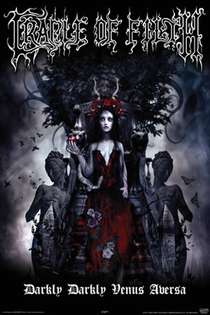 Cradle of Filth Posters