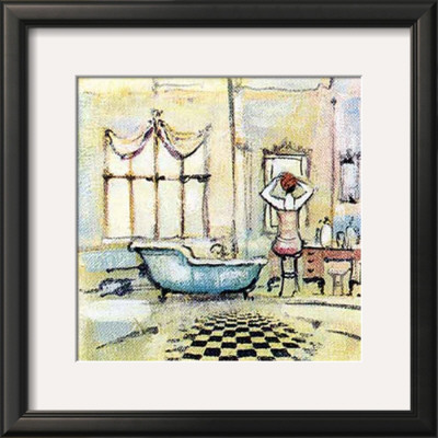 Bath Passion XIII Framed Art Print