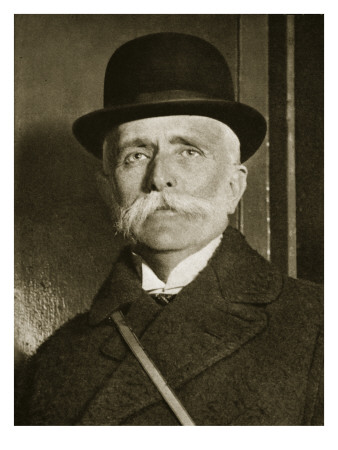 Finance Minister Jose Yves Limantour in New York 1911.
