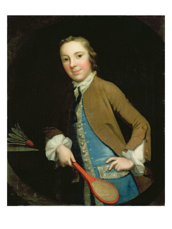 Portrait of Master Francis Barrell, 1750S
