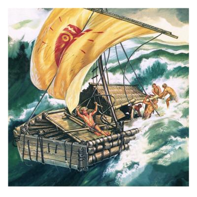 The Voyage of the Kon-Tiki