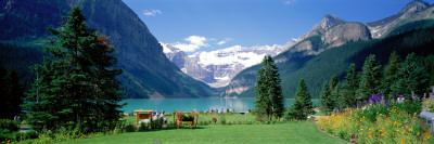 Lake Louise, Banff National Park ...