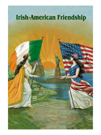 Irish American Friendship