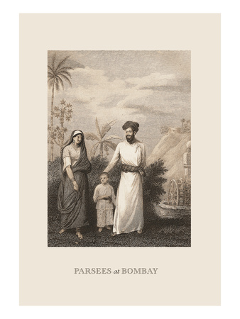 Parsees at Bombay
