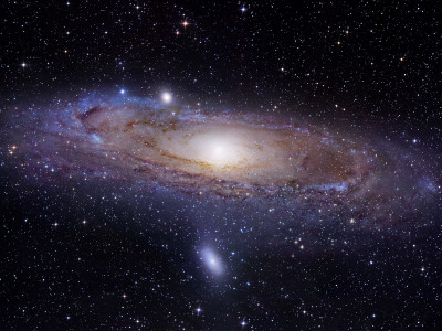 The Andromeda Galaxy - Stocktrek Images