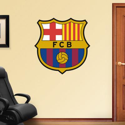 Buy FC Barcelona Logo at AllPosters.com