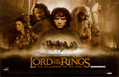 Lord of the Rings 1: The Fellowship ...