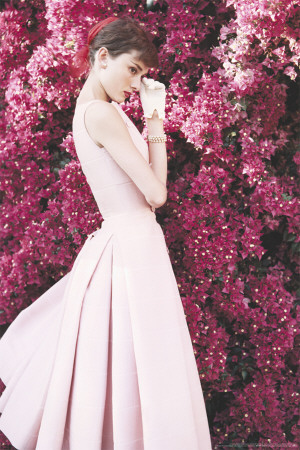Audrey Hepburn-Dress