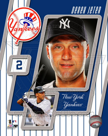 Derek Jeter 2011 Studio Plus