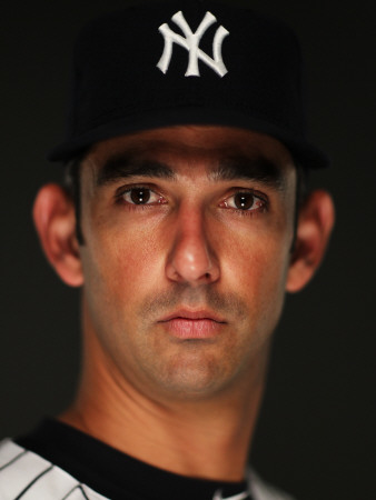 New York Yankees Photo Day, TAMPA, FL - FEBRUARY 23: Jorge Posada