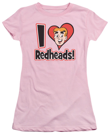 Women's: Archie Comics-I Love Redheads