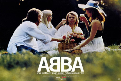 Abba: The Movie - German Style