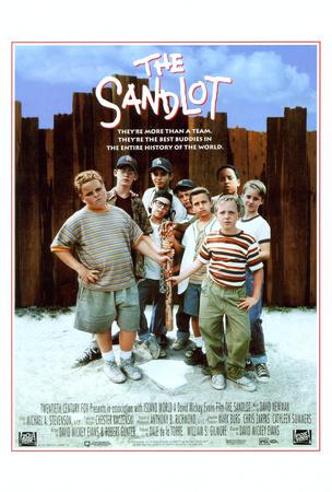 The Sandlot Sports Poster