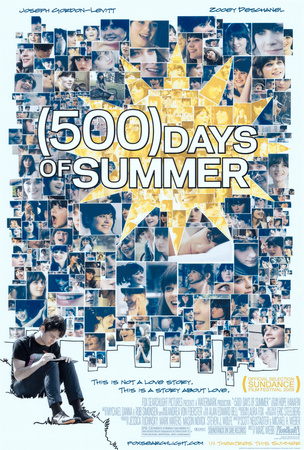(500) Days of Summer Poster