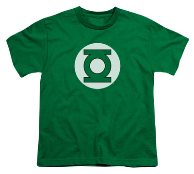Youth: DC-Green Lantern Logo
