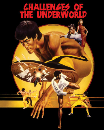 Bruce Lee - Challenges of the Underground