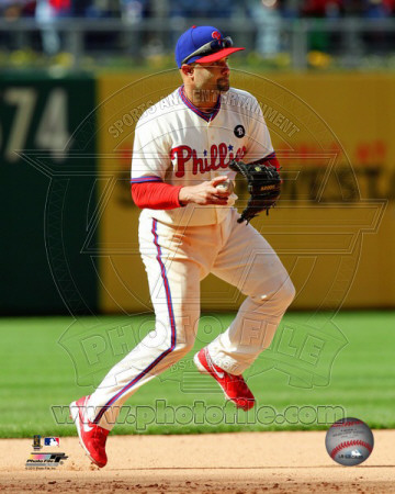 Placido Polanco 2011 Action