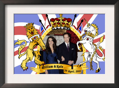 Prince William and Kate Middleton, The Royal Wedding April 29th, 2011