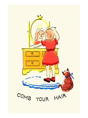 Comb Your Hair