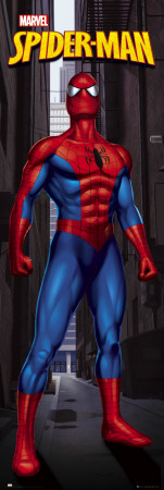 Spiderman - Standing