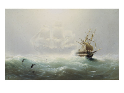 Reprints of the Flying Dutchman available by clicking on the image.
