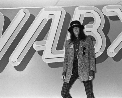 Patti Smith, Thomas Weschler, 1978, WABX Radio, Detroit, Michigan