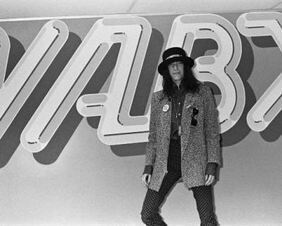 Patti Smith, Thomas Weschler, 1978, WABX Radio, Detroit, Michigan