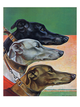 """Greyhounds,"" March 29, 1941"