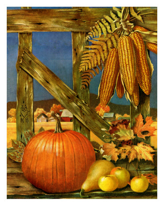"""Fall Harvest,"" October 27, 1945"