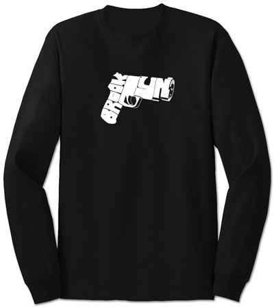 Long Sleeve: Brookyn Gun