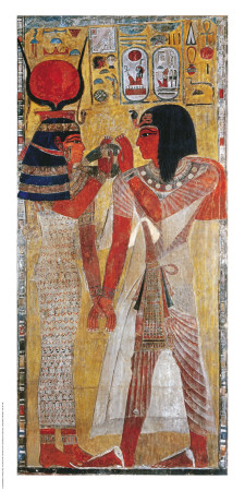 Egyptian Art - The Tomb of Seti I