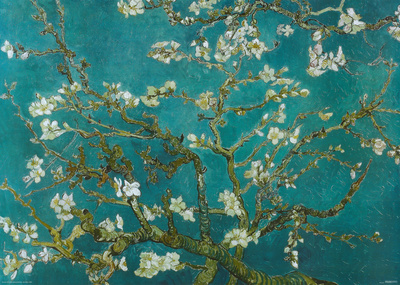 Van Gogh - Almond Blossom Giant Poster