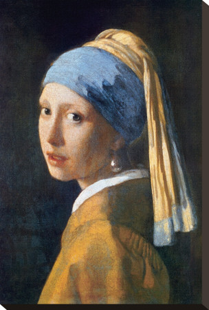 Girl with Pearl Earring Posters