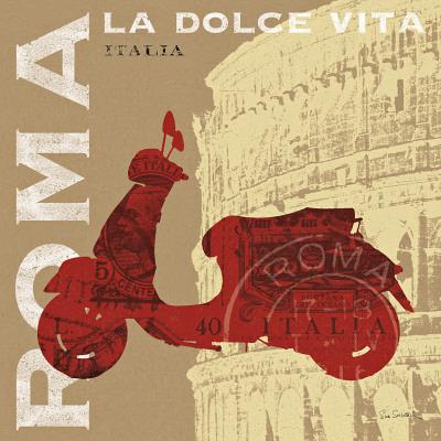 Motoring in Rome