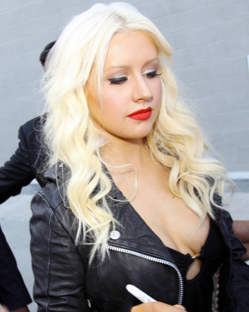 Christina Aguilera - Buy this photo at AllPosters.com