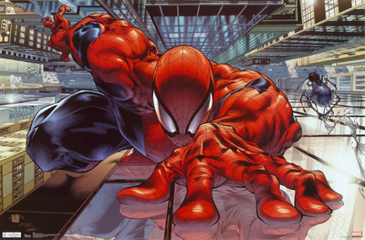 Spider-Man – Wall Crawler,