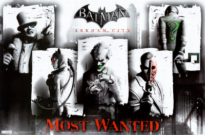 Arkham City - Most Wanted
