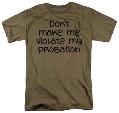 Violate Probation